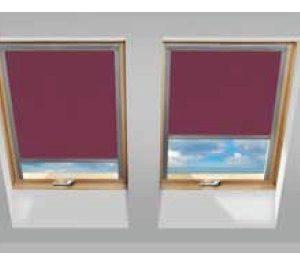 Cortina interior para ventanas de tejado de Fakro modelo ARP-II